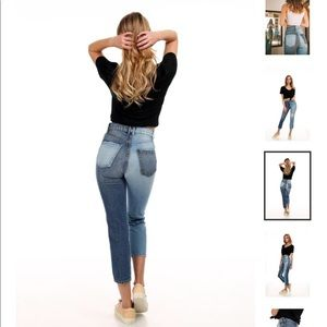 Blue Fit / Dream Division Jeans from Revice Denim